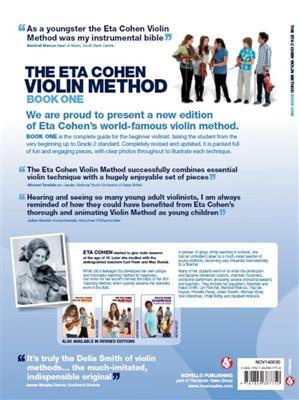 The Eta Cohen Violin Method: Book 1