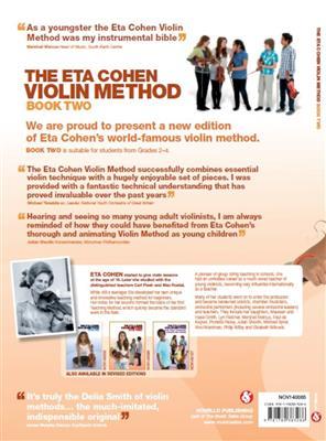The Eta Cohen Violin Method: Book 2: Violin