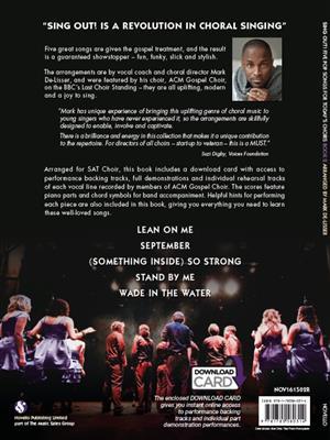 Sing Out! 5 Pop Songs For Today's Choirs - Book 2: Arr. (Mark De-Lisser): Mixed Choir