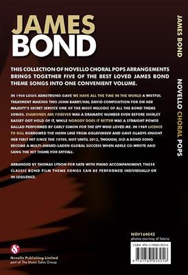James Bond: Arr. (Thomas Lydon): SATB