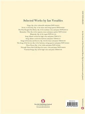 Ian Venables: Ian Venables: Mixed Choir