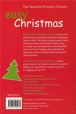 Rick Hein: The Novello Primary Chorals: Easy Christmas: Women's Choir