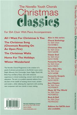 The Novello Youth Chorals: Christmas Classics: Arr. (Robert Rice): SSA