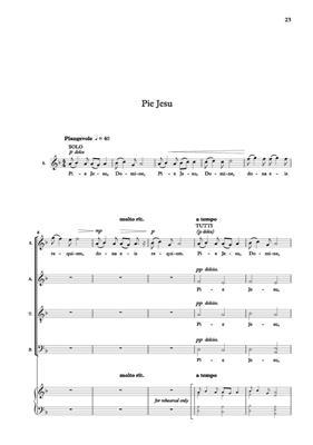 Ian Venables: Requiem: SATB