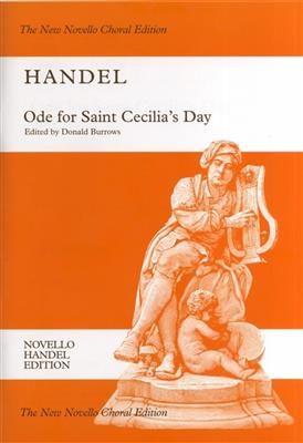 Georg Friedrich Händel: Ode For Saint Cecilia's Day: SATB