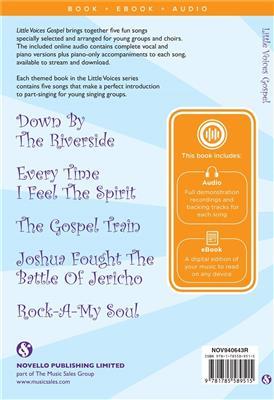 Little Voices - Gospel: Arr. (Barrie Carson Turner): 2-Part Choir