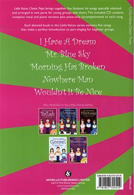 Little Voices - Classic Pops: Arr. (Barrie Carson Turner): 2-Part Choir
