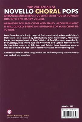 Novello Choral Pops Collection: SATB
