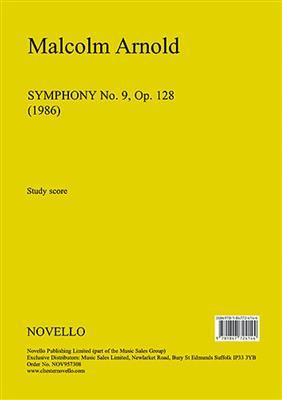 Malcolm Arnold: Symphony No.9 Op.128: Orchestra