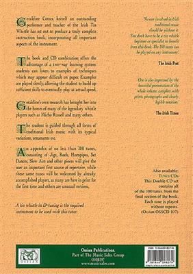 Geraldine Cotter's Traditional Irish Tin Whistle