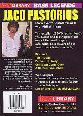 Learn To Play Jaco Pastorius
