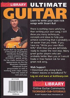 Ultimate Guitar-Learn To Write Your Own Rock Songs