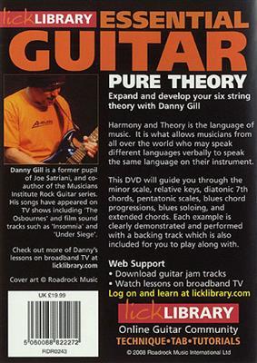 Essential Guitar - Pure Theory - Intermediate