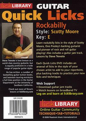 Quick Licks - Scotty Moore Rock And Roll