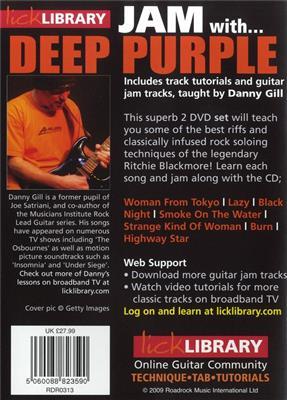 Jam With Deep Purple