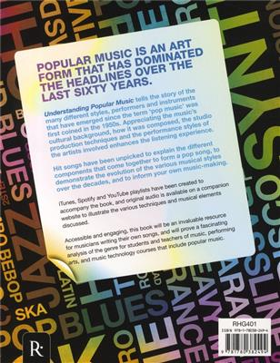 David Ventura: David Ventura: Understanding Popular Music