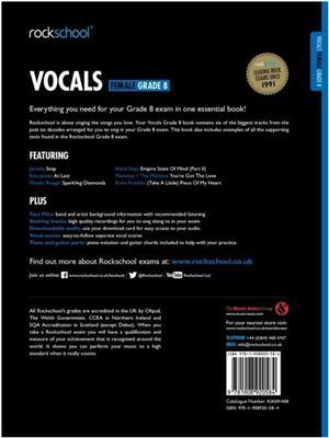 Rockschool: Vocals Grade 8 - Female 2014-2017: Vocal
