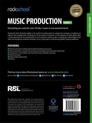 Rockschool: Rockschool Music Production - Grade 1 (2016)