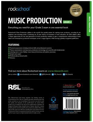 Rockschool: Rockschool Music Production - Grade 2 (2016)