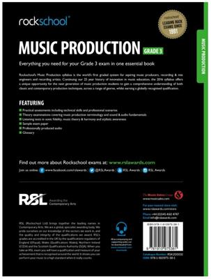 Rockschool: Rockschool Music Production - Grade 3 (2016)