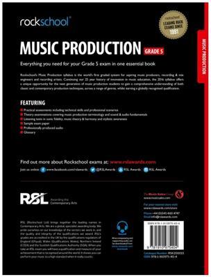 Rockschool: Rockschool Music Production - Grade 5 (2016)