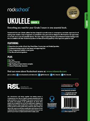Rockschool Ukulele - Grade 3 (2016+): Ukulele