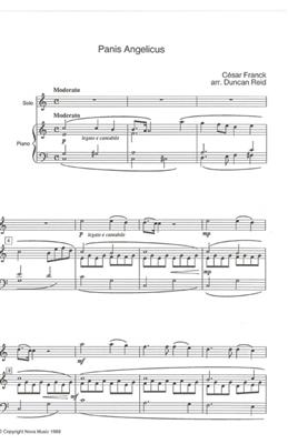 César Franck: Panis Angelicus: Trumpet