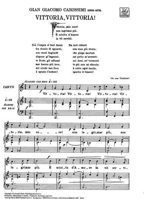 Arie Antiche: 30 Arie Vol. 1: Medium Voice