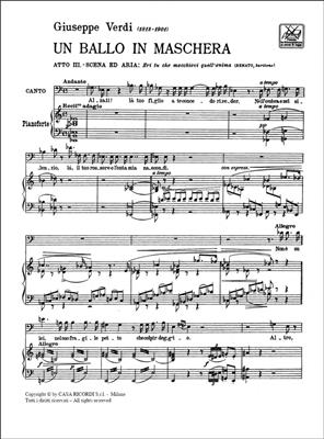 Celebri Arie D'Opera 5: Baritono: Opera