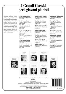 Felix Mendelssohn Bartholdy: 3 Studi Op. 104 B - N. 33 Delle Opere Postume: Piano