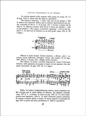 L. Ricci: Puccini Interprete di se stesso