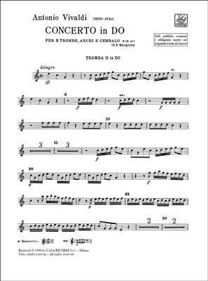 Antonio Vivaldi: Concerto In C: Trumpet