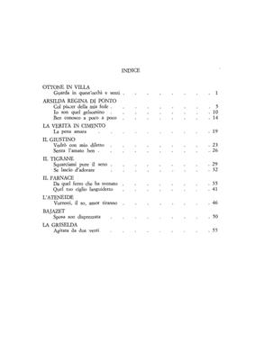 Gioachino Rossini: Duetto buffo di due gatti: Upper Voices