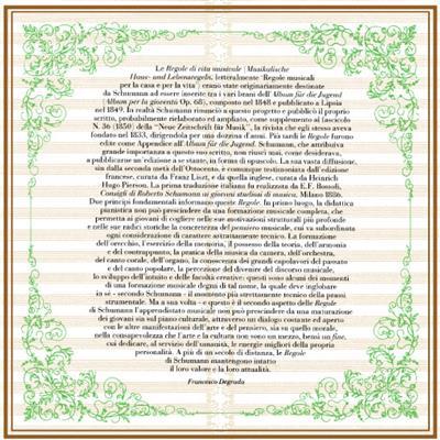 Robert Schumann: Regole Di Vita Musicale: Books on Music