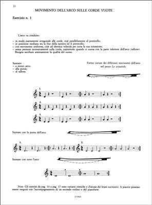 Il Giovane Violinista: Violin