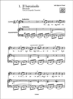 Gaetano Donizetti: Nuits D'Ete A Pausilippe: Voice