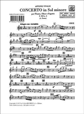 Concerto Per Strumenti Diversi E B.C.: