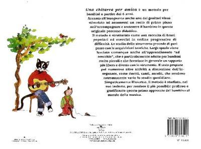 A. Borrelli: Una Chitarra Per Amica: Guitar