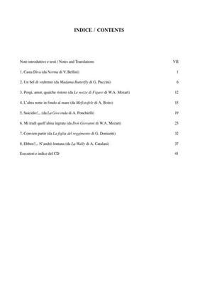 Cantolopera: Arie Per Soprano Vol. 1: Opera