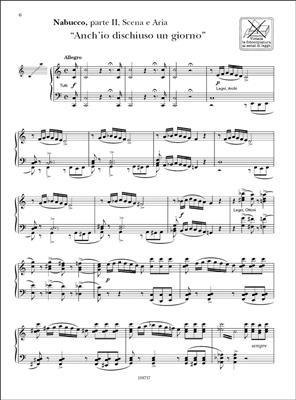 Giuseppe Verdi: Arie Per Soprano: Opera