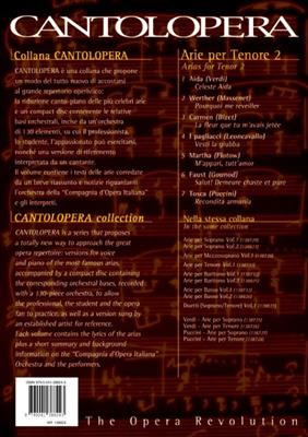Cantolopera: Arie Per Tenore Vol. 2: Opera
