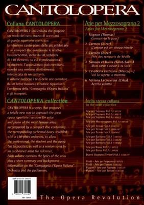 Cantolopera: Arie per Mezzosoprano Vol. 2: Opera
