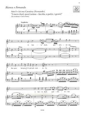 Vincenzo Bellini: Le Piu' Belle Arie Per Tenore: Opera or Operette