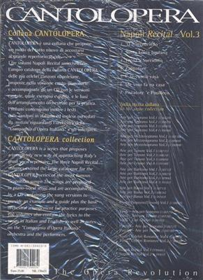 Various: Cantolopera: Napoli Recital Vol. 3: Voice