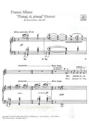 Novecento Opera: Opera