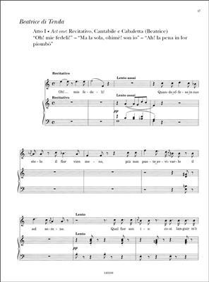 Vincenzo Bellini: Le più belle arie per soprano: Opera