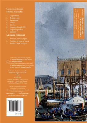 Gioachino Rossini: Soirees Musicales - La Regata Veneziana: Voice