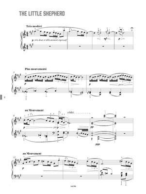 Claude Debussy: Debussy: Piano or Keyboard
