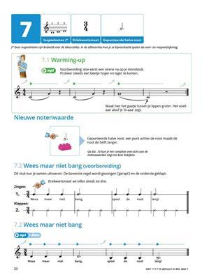 Samen Leren Samenspelen Vlaams Deel 1: Tenor Horn