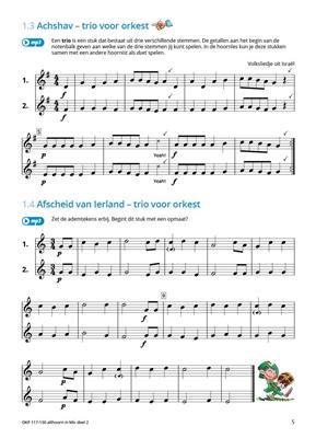 Samen Leren Samenspelen Vlaams Deel 2: Tenor Horn